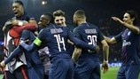 First-leg highlights: See Paris put four past Barcelona