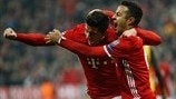 Five-star Bayern inflict Arsenal repeat