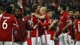First-leg highlights: Five-goal Bayern in charge against Arsenal