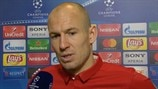 Robben: Bayern really killed the game