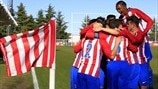 Highlights: Atletico v Sevilla
