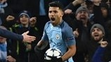 Manchester City beat Monaco in eight-goal thriller