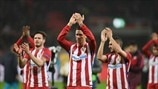 Round of 16 highlights: Atlético win six-goal thriller in Leverkusen