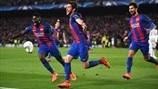 Barcelona 6-1 Paris: the story in photos