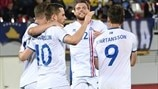 Highlights: Kosovo v Iceland