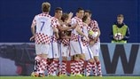 Highlights: Croatia v Ukraine
