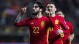 Highlights: Spain v Israel