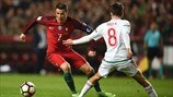 Highlights: Ronaldo double in Portugal win over Hungary