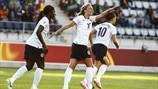 UEFA Women's EURO: Watch memorable England goals
