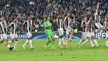 Juventus 3-0 Barcelona: the story in photos