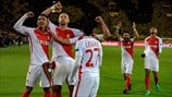 Dortmund 2-3 Monaco: the story in photos