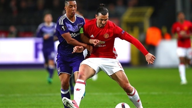 Manchester United v Anderlecht: What to look out for