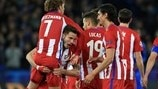 Highlights: See how Atlético sealed last-four spot