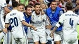 Real Madrid 4-2 Bayern: the story in photos