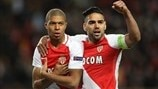 Watch the goals that took Monaco to the semi-finals