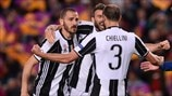 Highlights: See how Juventus sealed last-four spot