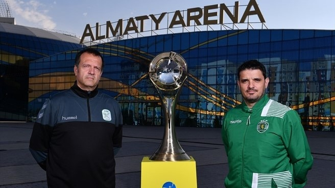 UEFA Futsal Cup final preview: Sporting CP v Inter