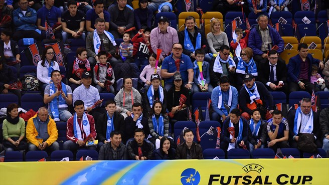 UEFA Futsal Cup finals tickets