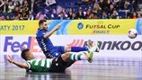 The UEFA Futsal Cup final as it happened