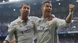 Real Madrid 3-0 Atlético: the story in photos