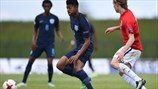 U17 Highlights: See Brewster brace as England beat Norway