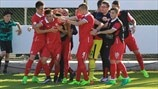 U17 Highlights: Gavrić header gets Serbia off to winning start