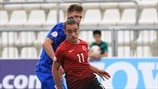 U17 Highlights: Watch Turkey put four past Croatia