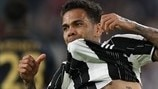 Juventus 2-1 Monaco: the story in photos