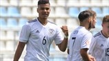 U17 Highlights: Germany put seven past Republic of Ireland
