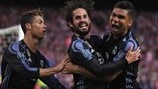 Real Madrid hold off Atlético to set up Juventus final