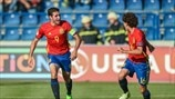 U17 Highlights: Watch brilliant Morey solo goal as Spain reach last-four