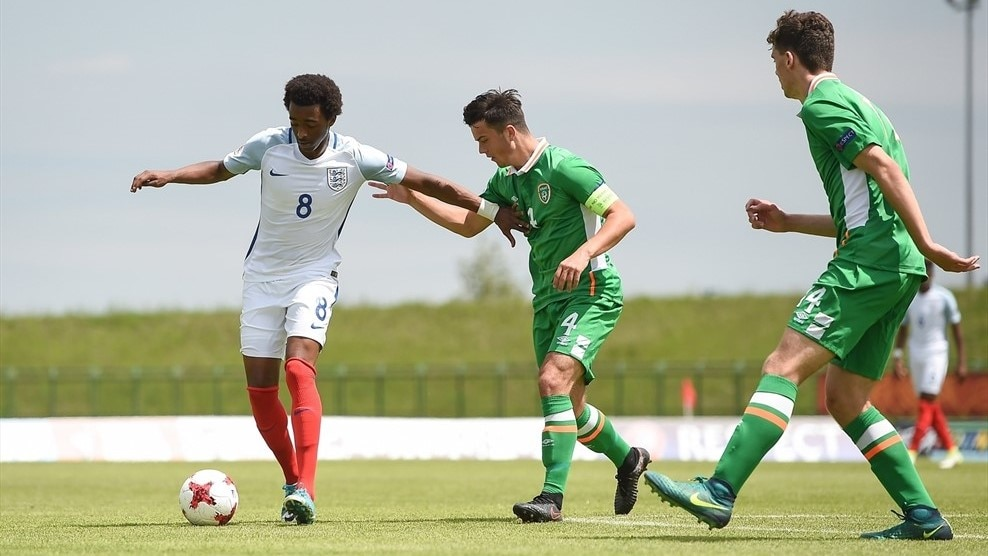 Tashan Oakley-Boothe (England) & Jordan Doherty (Republic of Ireland)
