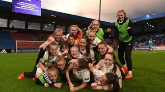 The Women's Under-17 EURO in photos