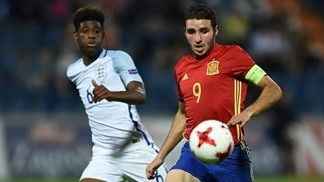 Ruiz level with José Gomes as top U17 EURO scorer