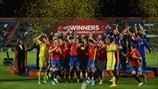 Highlights: Watch last-gasp Spain claim U17 title