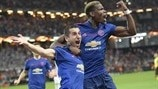 Europa League win earns Manchester United a Champions League spot