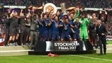 Manchester United beat Ajax to claim Europa League title