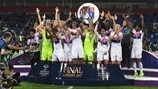 UEFA Women's Champions League contenders: tie by tie