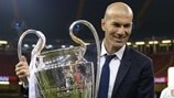 Zidane matches Villalonga with unique double