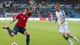 Highlights: Norway 1-1 Czech Republic