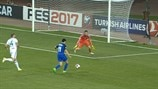 Highlights: Azerbaijan 0-1 Northern Ireland