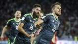Highlights: Serbia 1-1 Wales