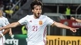 Highlights: FYR Macedonia 1-2 Spain