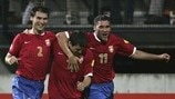 Watch Ivanović score winner against Portugal in 2006