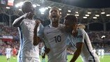 Highlights: England 3-0 Poland
