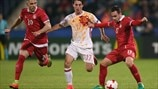 Highlights: Serbia 0-1 Spain