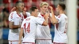 Highlights: Czech Republic 2-4 Denmark
