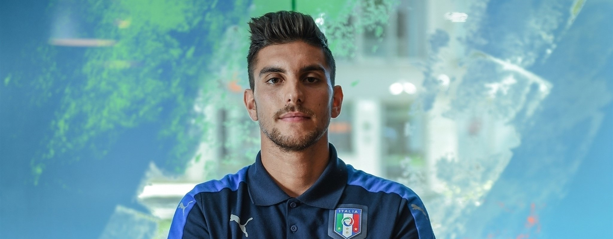 Lorenzo Pellegrini: 'Pogba gets you off your seat'