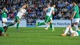 Levadia v Cork City