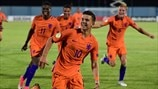 2017 U19 highlights: Germany 1-4 Netherlands